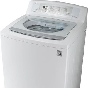 LG High Efficiency Top-Loading Washer